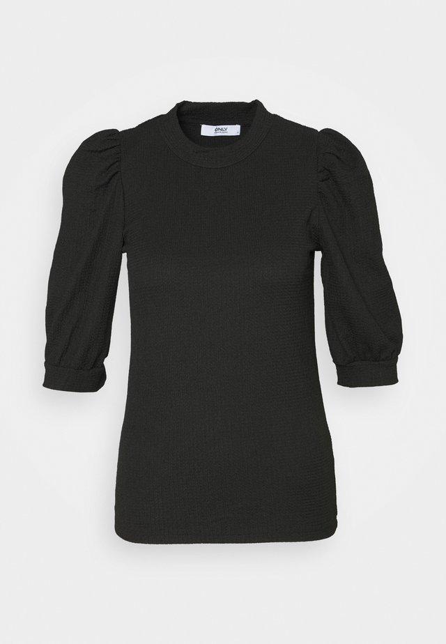 ONLSALLY  - Jednoduché triko - black