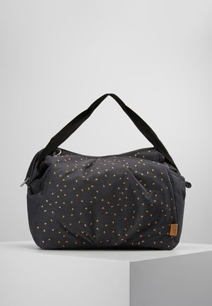 TWIN BAG TRIANGLE - Baby changing bag - dark grey