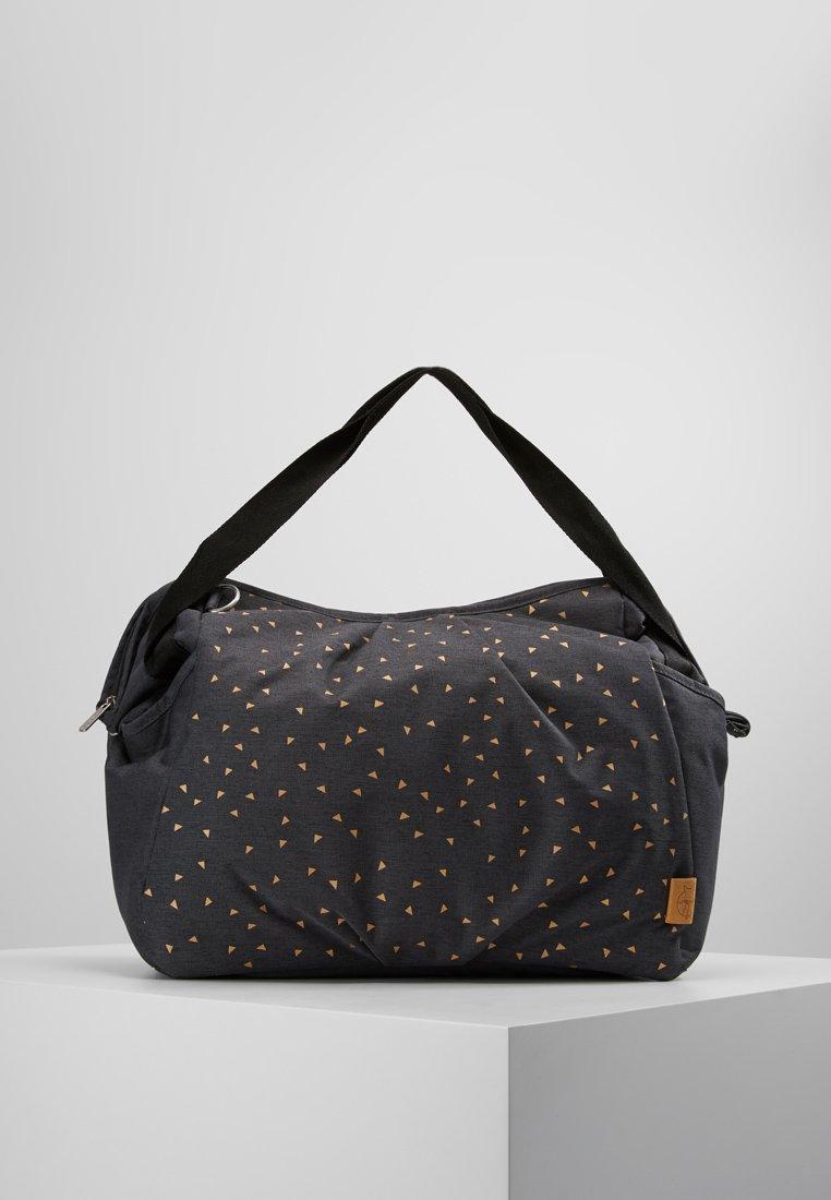 Lässig - TWIN BAG TRIANGLE - Sac à langer - dark grey