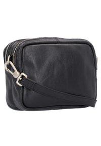 Cowboysbag - Across body bag - black/beige - 2