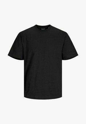 JJERELAXED TEE O-NECK - T-paita - black