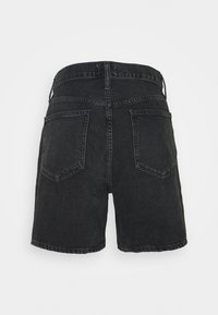 Agolde - CRISS CROSS - Denim shorts - photogram - 1