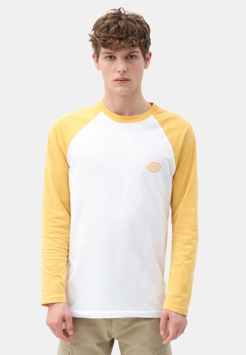 Dickies - YOUNGSVILLE BASEBALL - Long sleeved top - apricot