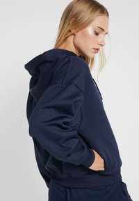 Tommy Sport - ZIP UP HOODY - Fleece jacket - blue - 4