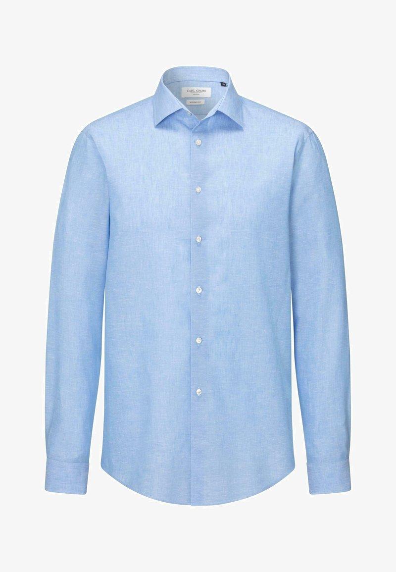 Carl Gross - Formal shirt - blau