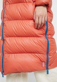 Hunter ORIGINAL - WOMENS ORIGINAL PUFFER COAT - Abrigo de invierno - siren - 3