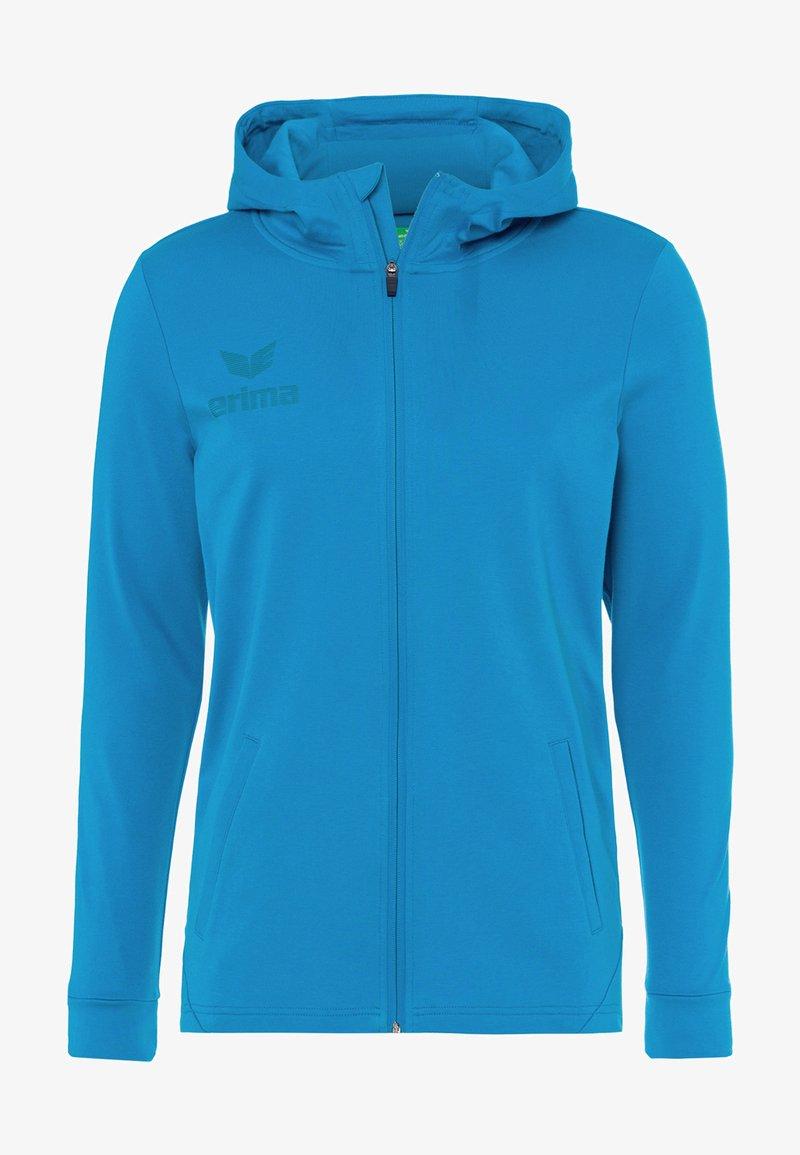 Erima - Zip-up hoodie - blau
