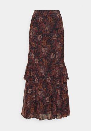 LANDN  - Maxi skirt - vintage floral
