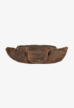 VINTAGE  - Bum bag - brown