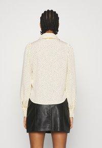 Monki - Button-down blouse - light yellow - 2