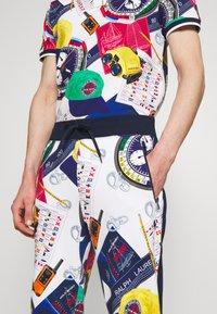 Polo Ralph Lauren - Pantalon de survêtement - white - 3