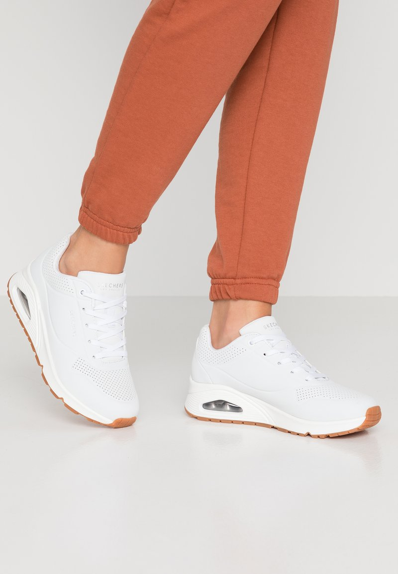 Skechers Sport - UNO - Sneakers laag - white