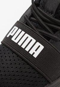 Puma - WIRED RUN - Hardloopschoenen neutraal - black - 2