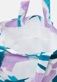 STUDIO ID - PRINT UNISEX - Shopping Bag - multicoloured/blue/purple - 4
