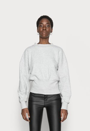 ONLLINA HIGHNECK - Sweatshirt - light grey