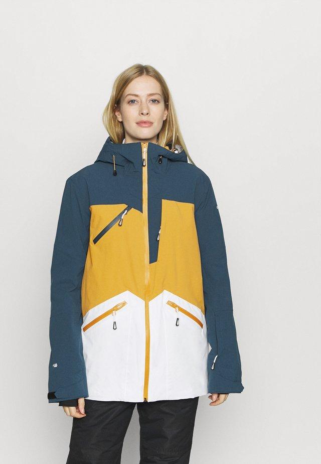 CALAMUS - Ski jacket - fudge