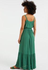 WE Fashion - Maxi dress - green - 2