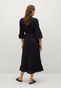 Mango - CHERRY - Day dress - black - 1