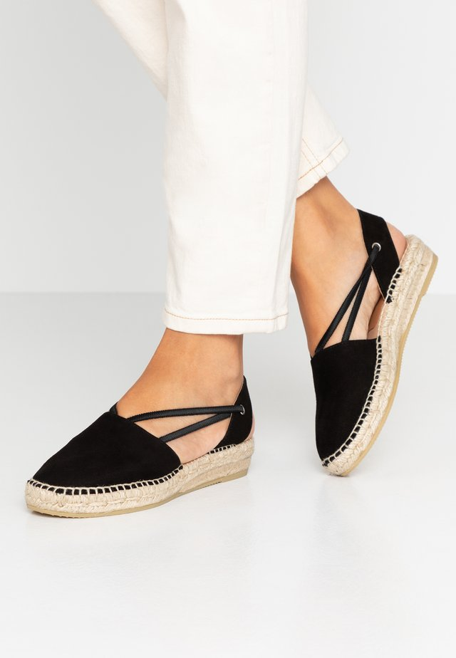 ADA - Loafers - black