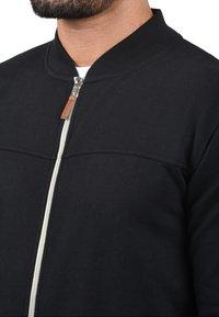 Blend - ARCO - Zip-up sweatshirt - black - 3