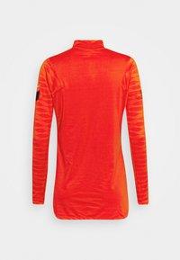 Nike Performance - DRY STRIK - Sports shirt - siren red/black/green strike - 1