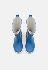 Cotton On - FASHION GOLLY UNISEX - Regenlaarzen - retro blue/ecru - 3