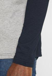 Pier One - Long sleeved top - dark blue - 4