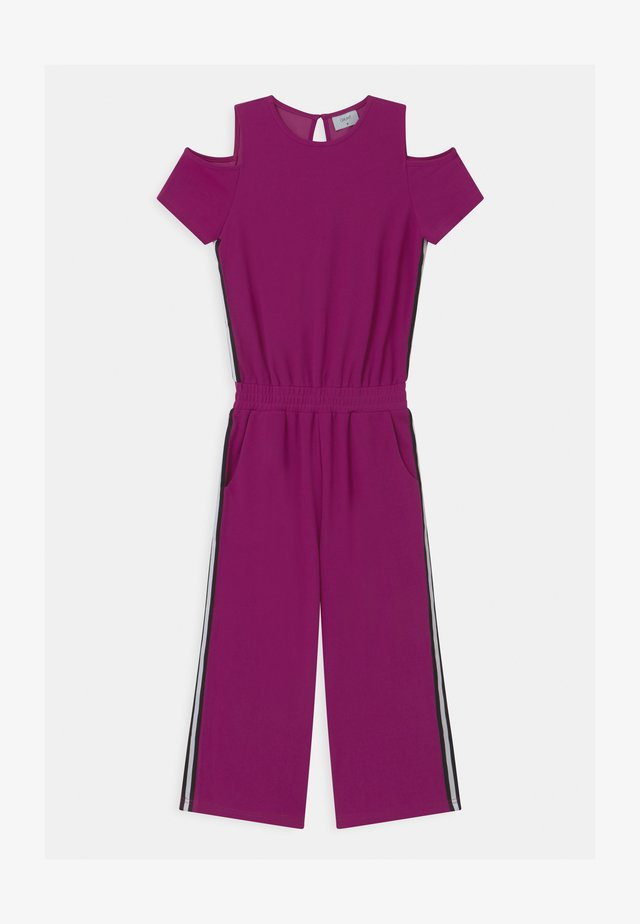 CULOTTE - Overal - berry