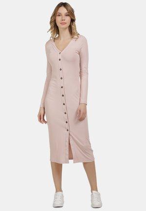 Robe pull - rosa