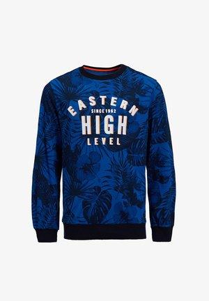 Langærmede T-shirts - cobalt blue