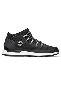 Timberland - SPRINT TREKKER MID FABRIC WP - Sneaker low - black mesh - 4
