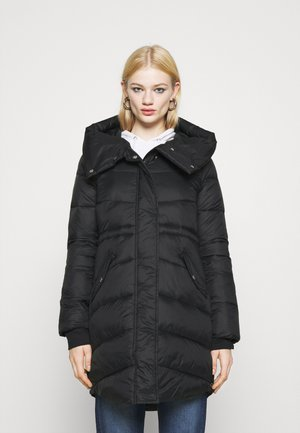 PUFFER - Short coat - black