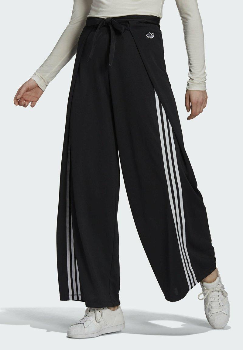 adidas Originals - Pantalones - black