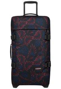 Eastpak - TRANVERZ M - Wheeled suitcase - flow blushing - 0