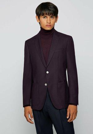 H HUTSON PATCH - Giacca elegante - purple