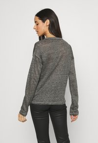 Pepe Jeans - LUCY - Long sleeved top - grey marl - 2