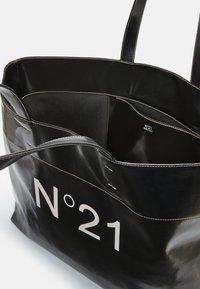 N°21 - SHOPPER SACCHETTO - Velká kabelka - black - 8