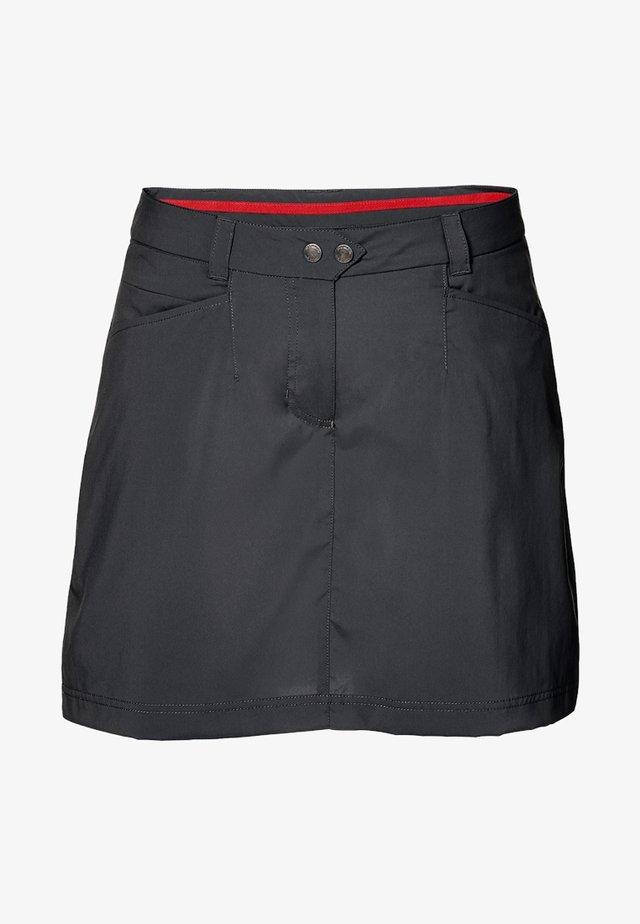 SONORA SKORT - Jupe de sport - dark grey