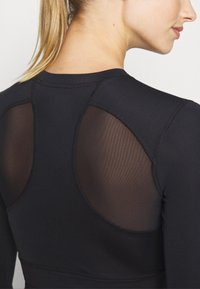 HIIT - TEE - Long sleeved top - black - 5