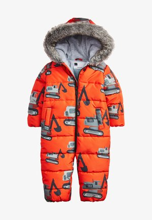 Snowsuit - red
