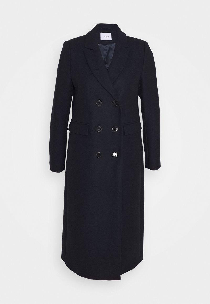 IVY & OAK - Zimní kabát - navy blue