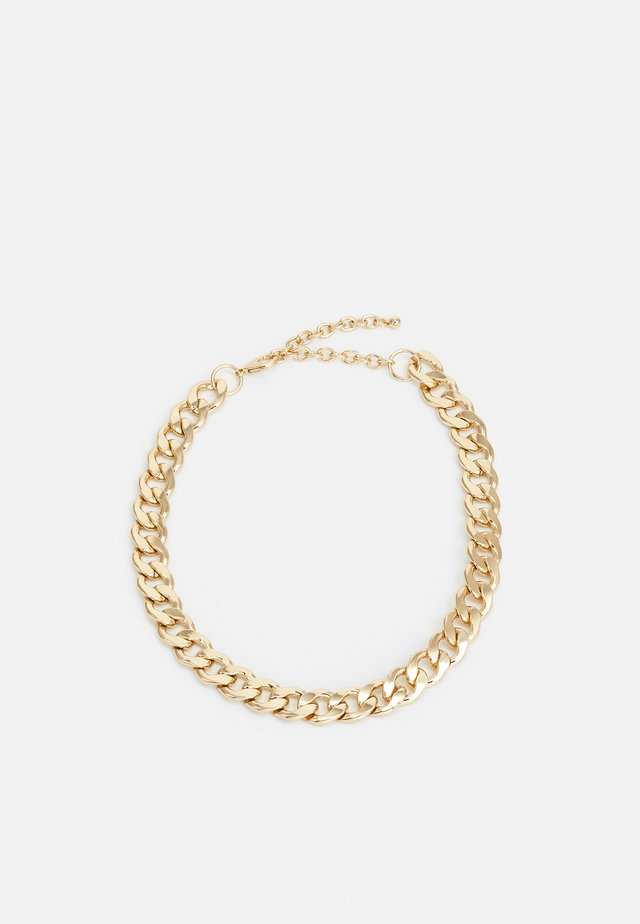 ONLJAMILLA CHAIN LINK NECKLACE - Naszyjnik - gold-coloured