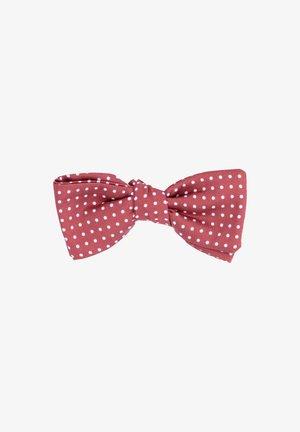 QUATTROMILE - Bow tie - rot/weiß