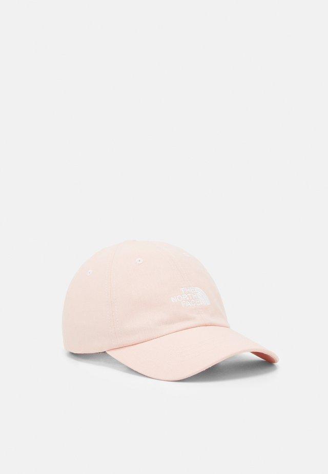 NORM HAT UNISEX - Casquette - evening sand pink