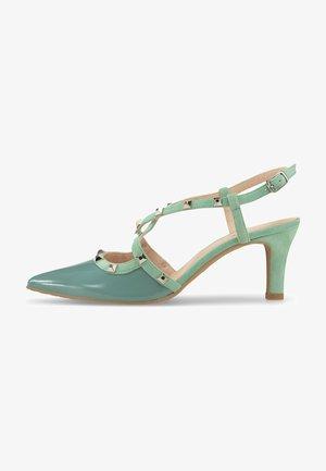 Classic heels - mint
