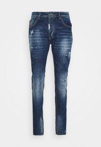 Alessandro Zavetti - MARCIANO - Slim fit jeans - indigo - 4
