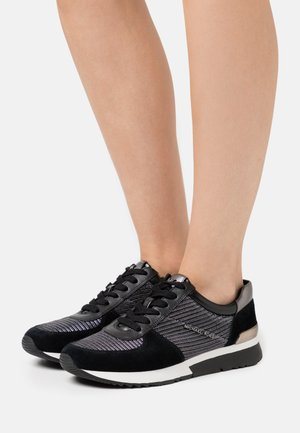 ALLIE TRAINER - Baskets basses - black/multicolor