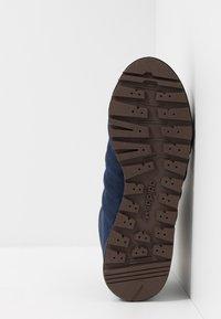 adidas Originals - JAKE BOOT 2.0 - Snørestøvletter - collegiate navy/maroon/brown - 4