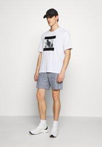 N°21 - Print T-shirt - white - 1