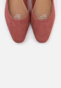 Rubi Shoes by Cotton On - ESSENTIAL CARINA SQUARE TOE BALLET - Ballet pumps - rustic sunset - 5